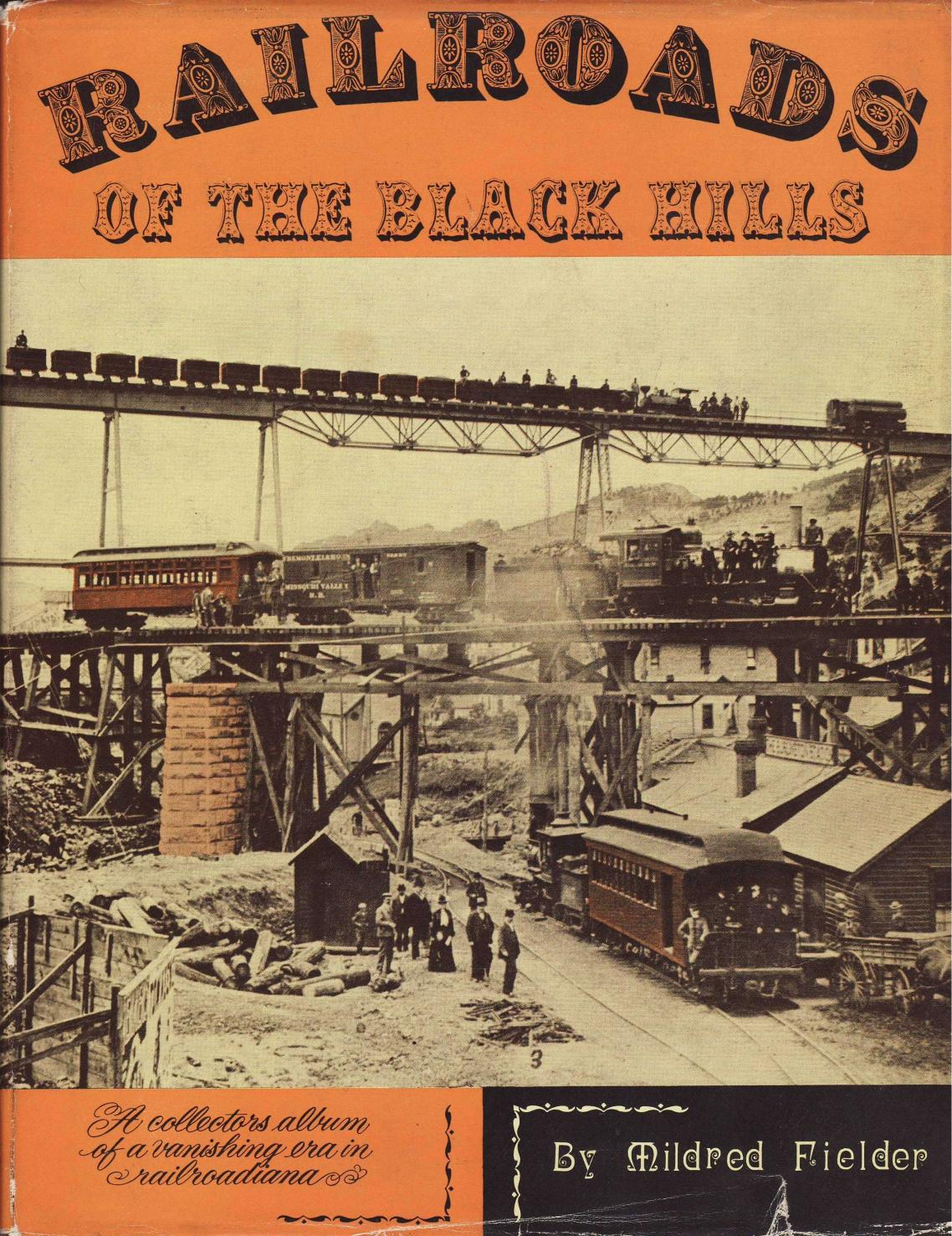 Railroads of the black hills by tom bell - issuu