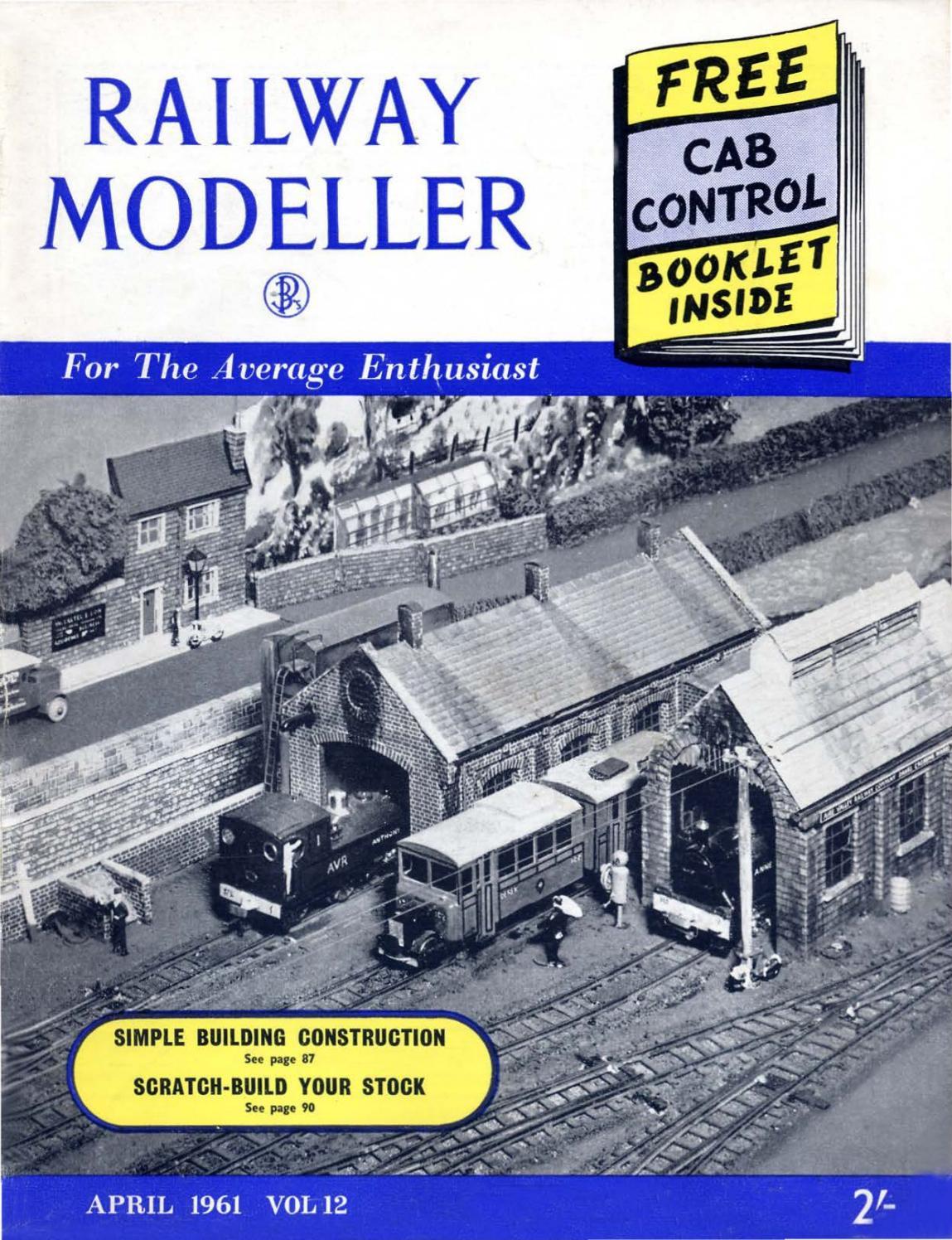 Derek Naylor's Aire Valley Railway by tom bell - issuu