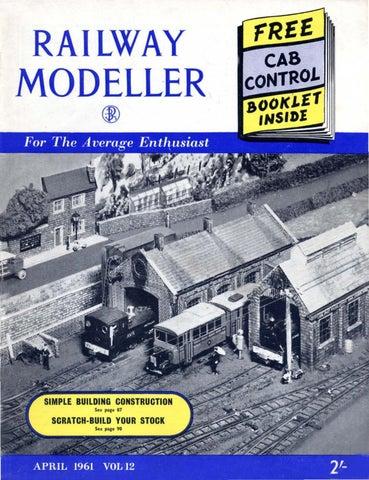 Derek Naylors Aire Valley Railway By Tom Bell Issuu