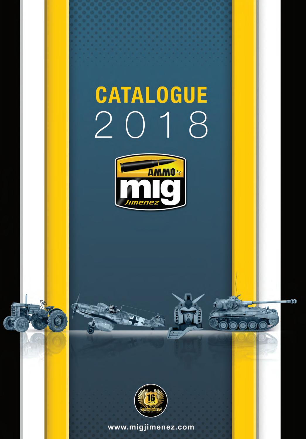 Ammo catalogue 2018 by Hobby.Rudic - issuu 685cfa497fa