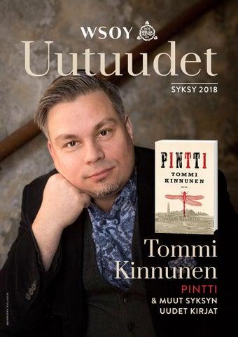 joulun 2018 kirjat WSOY syksy 2018 by #kirja   issuu joulun 2018 kirjat