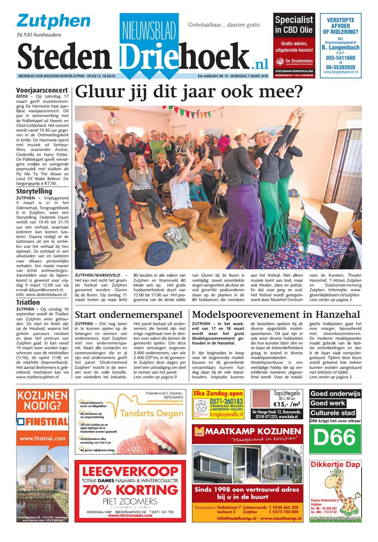 fab355289ed421 Nieuwsblad stedendriehoek zutphen wk 10 by Uitgeverij Stedendriehoek - issuu