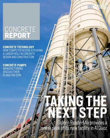 Concrete Report 2018 by Big Project Middle East - issuu