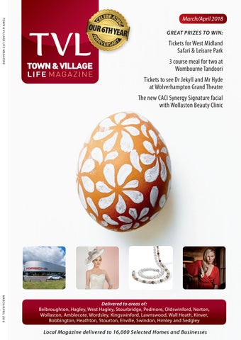 e81220be9 Town & Village Life Magazine - March/April 2018 by Jonathon - issuu
