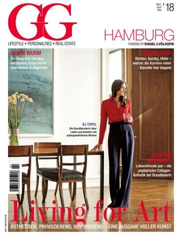 Gg Magazine 04 17 Hamburg By Gg Magazine Issuu