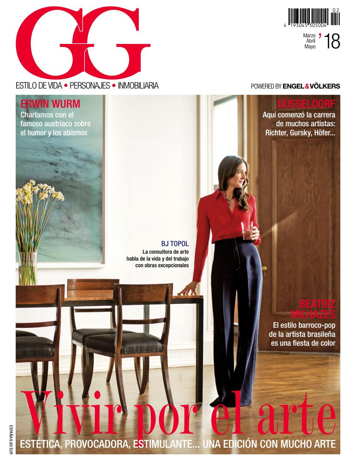 online store 27042 d27d7 GG Magazine 02 18 (spanish) by GG-Magazine - issuu