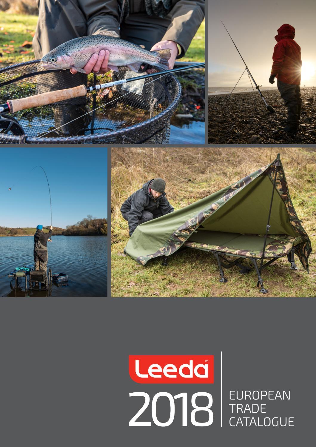 Leeda Profil Polyhead Trout 10ft Tapered Leaders Full Range Game Fly Fishing