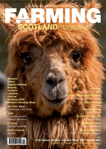 Farming Scotland Magazine (March - April 2018) by Athole Design ... 3950f1484f