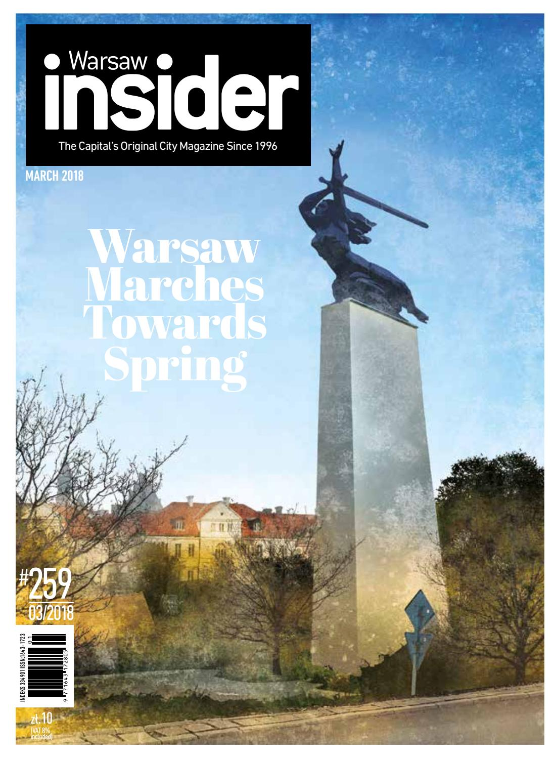 d90a4d55a Warsaw Insider March 2018 #259 by Valkea Media Pro - issuu