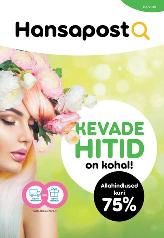 93871f4814d Kevade Hitid 03.2018 by Hansapost OY - issuu
