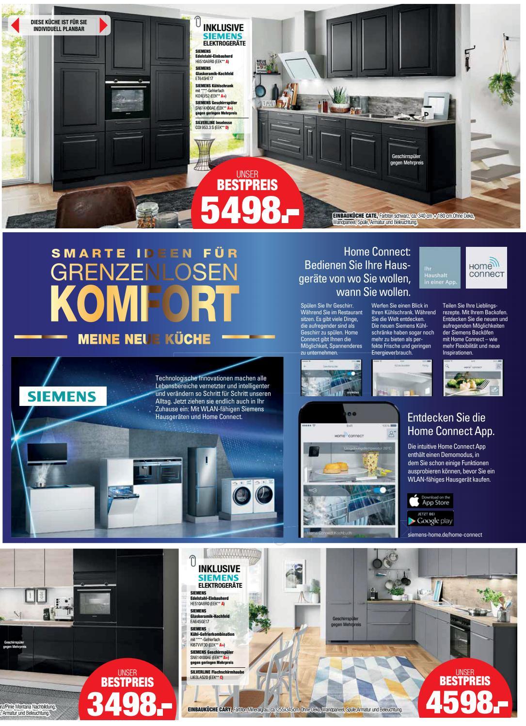 Prospekt Trend Möbel Küchen März 2018 By Märkische Onlinezeitung   Issuu