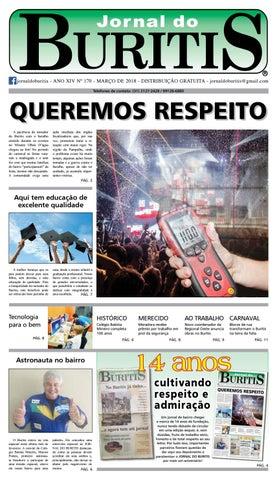 2db805709a Jornal do Buritis Março 2018 by Jornal do Buritis - issuu