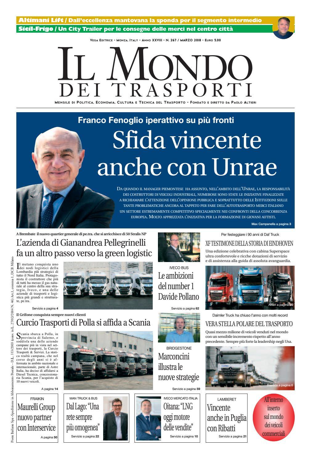 Il Mondo dei Trasporti Marzo 2018 by Vega Editrice - issuu eef2bac2c146