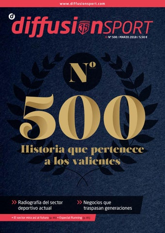 Diffusion Sport - 500 by Peldaño - issuu accd5810c34