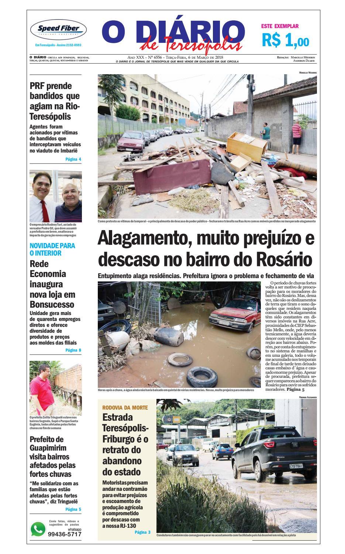 722b9a11f5 Edição 0603 by O Diário de Teresópolis - issuu