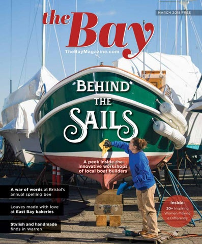 ac675b5ab8e7 The Bay March 2018 by Providence Media - issuu