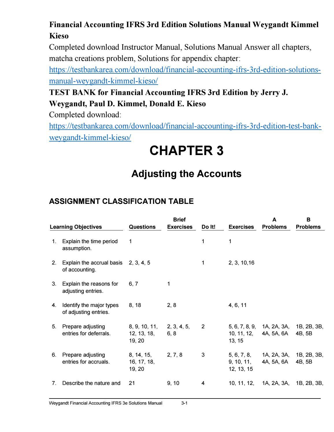Popular Kunci Jawaban Kieso Chapter 6 3e Paling Heboh