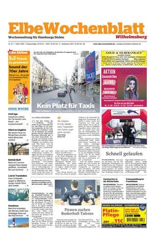 Wilhelmsburg KW10 2018 by Elbe Wochenblatt Verlagsgesellschaft mbH