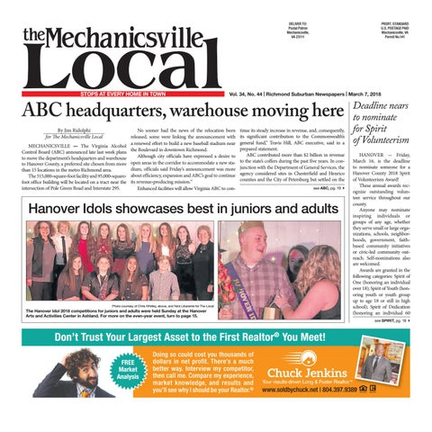 03/7/18 by The Mechanicsville Local - issuu