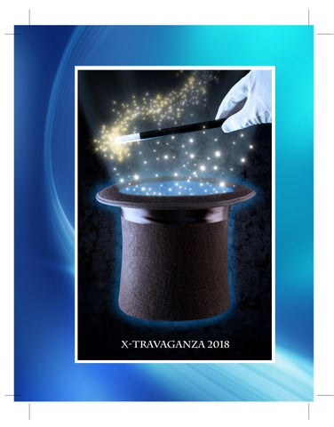 2018 X-Travaganza Catalog by St  Xavier High School - issuu