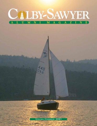 2001alumnimagspringsummer by Colby-Sawyer College - issuu
