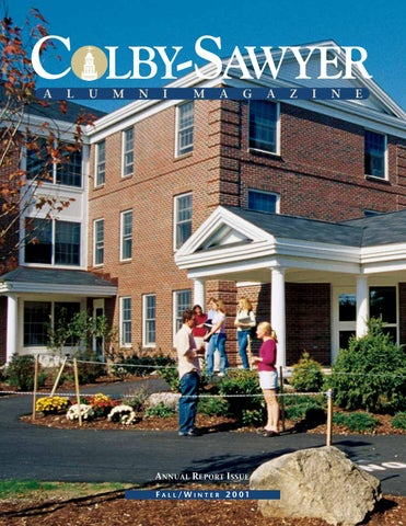b95d76cdde 2001alumnimagfallwinter by Colby-Sawyer College - issuu