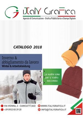 Catalogo Inverno e abbigliamento da Lavoro Italy Grafica 74a4dacf57db