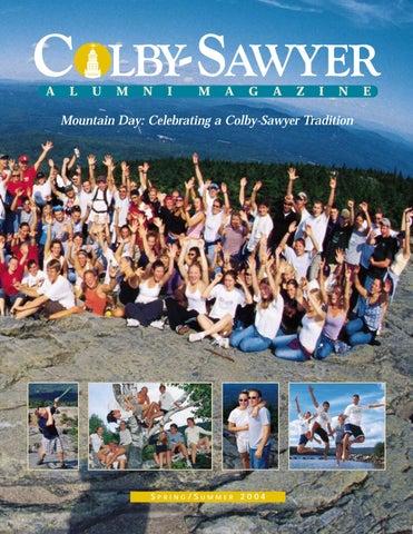 Alumnimagazine spsu2004 by Colby Sawyer College issuu