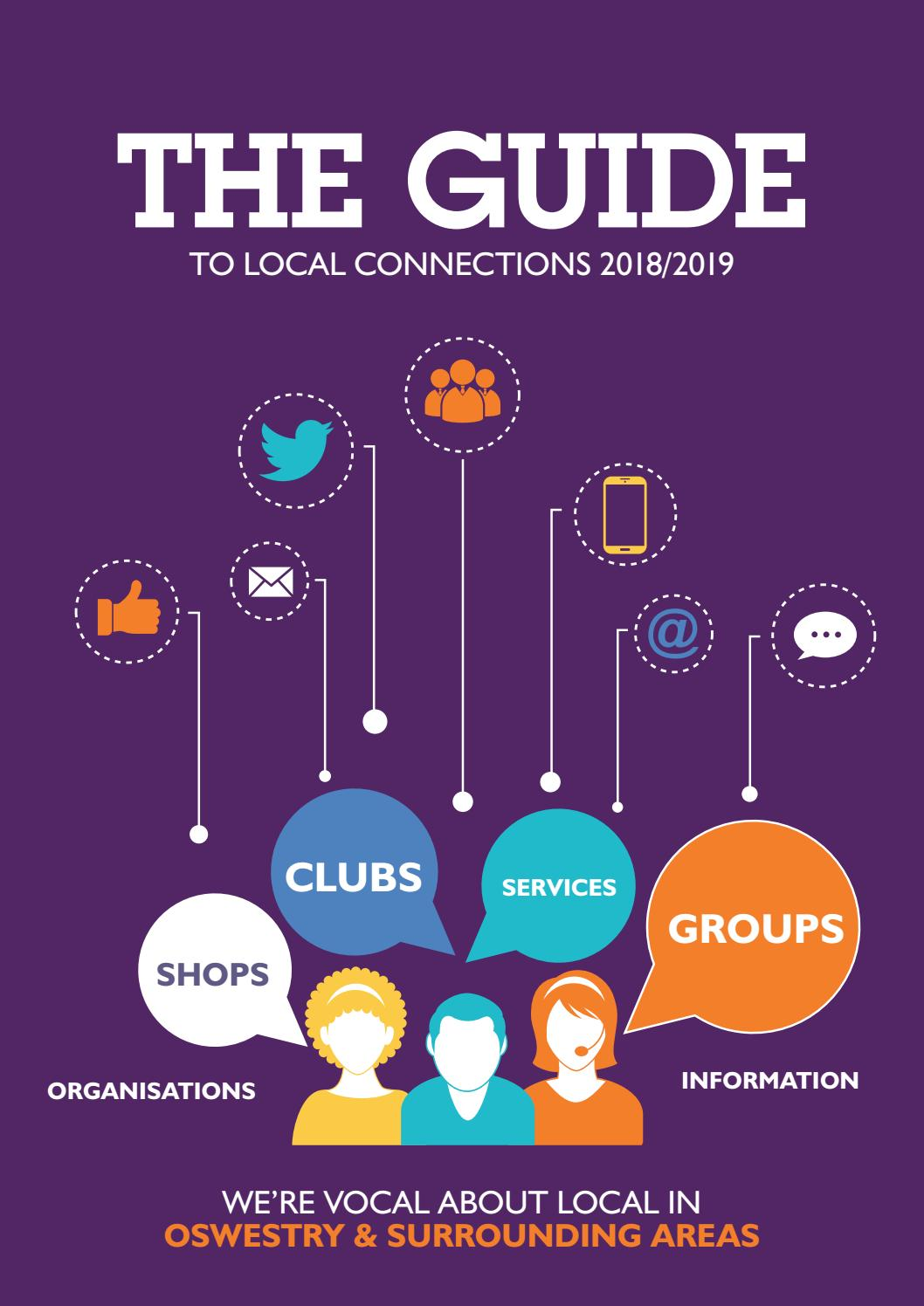 The Guide To Local Connections 2018 19 By Dts Media Ltd Issuu 0800 Handyman Changing A Light Fitting Wiring
