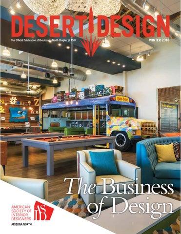 desert design magazine winter 2018 by arizona north chapter of asid rh issuu com