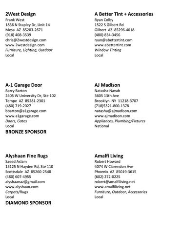 Page 33 of Industry Partner Directory and Keywords