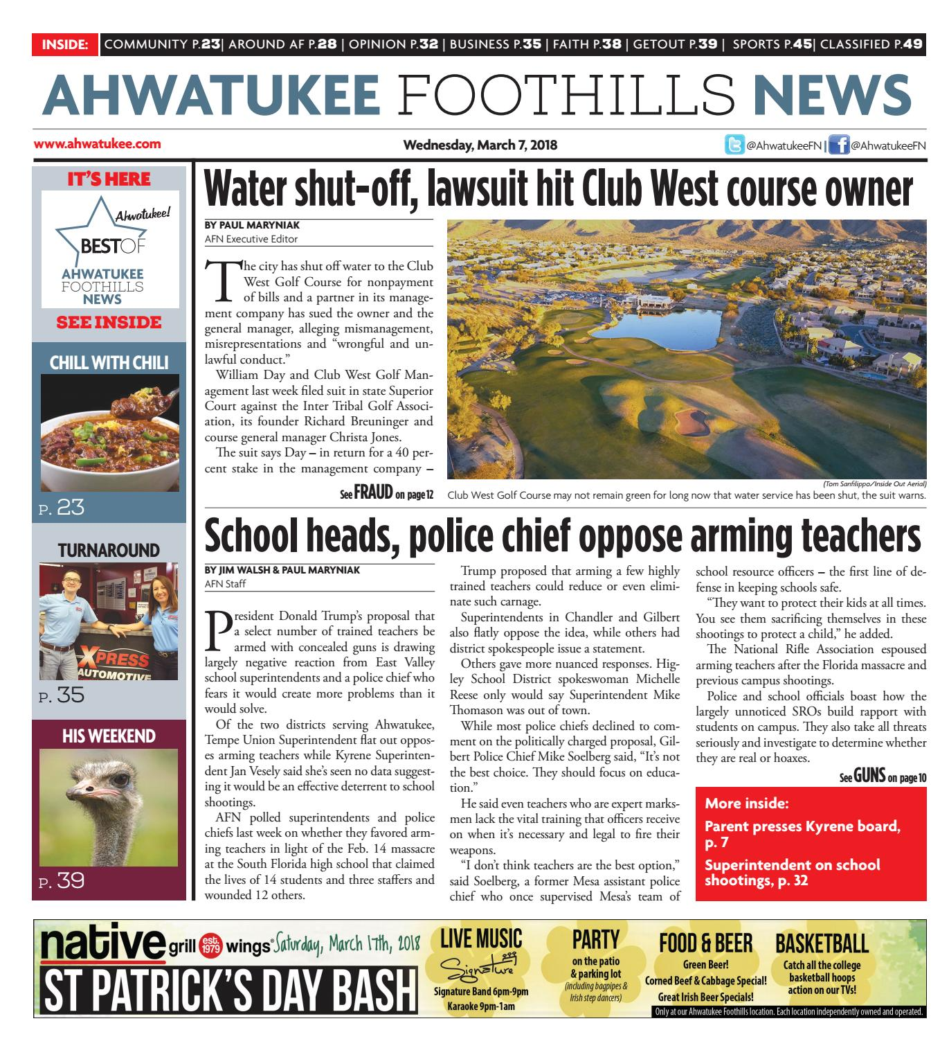 8becde3e04d Ahwatukee Foothills News - March 7