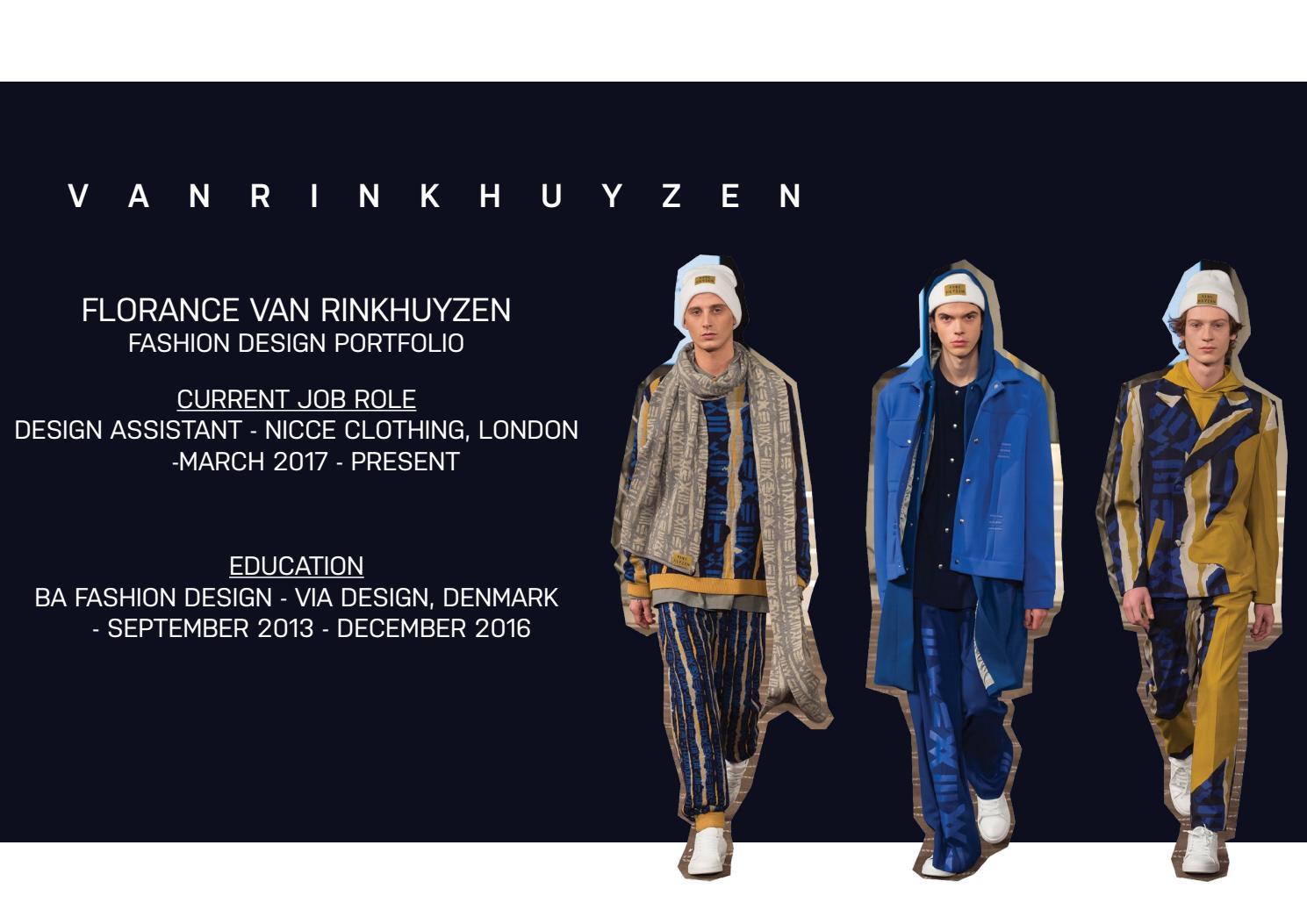 Florance Van Rinkhuyzen Design Portfolio By Florance Van Rinkhuyzen Issuu