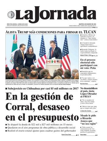 La Jornada, 03/06/2018