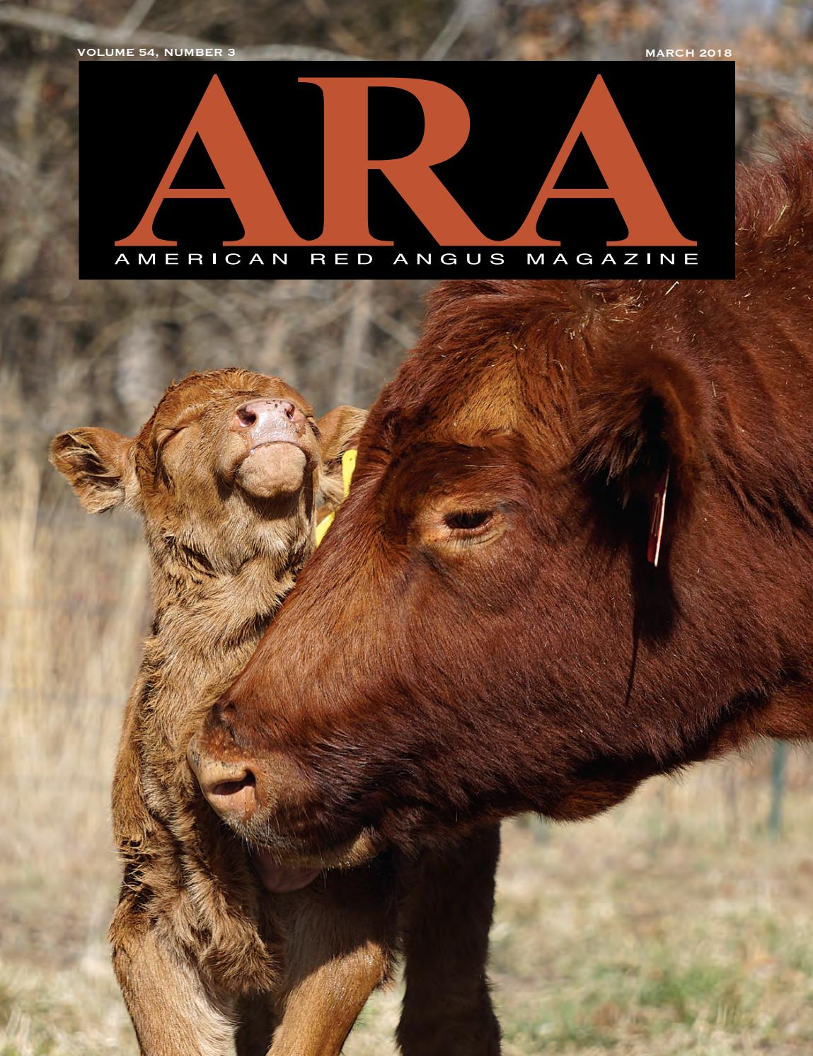 March 2018 ARA by Red Angus Association of America - issuu