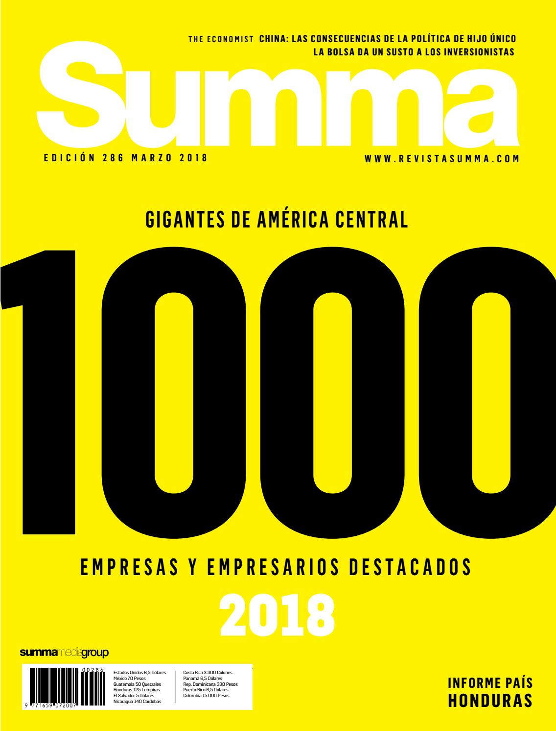 a5291236d5e65 Revista Summa edición Marzo by Revista Summa - issuu