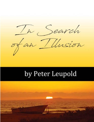 In Search Of An Illusion By Tchotchke Issuu