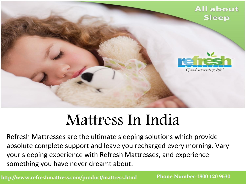 367bd7002 Refresh Mattress -Best Mattresses for Healthy Sleep by Refresh ...