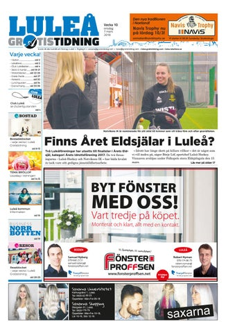 new styles b0112 07169 Luleå Gratistidning by Svenska Civildatalogerna AB - issuu