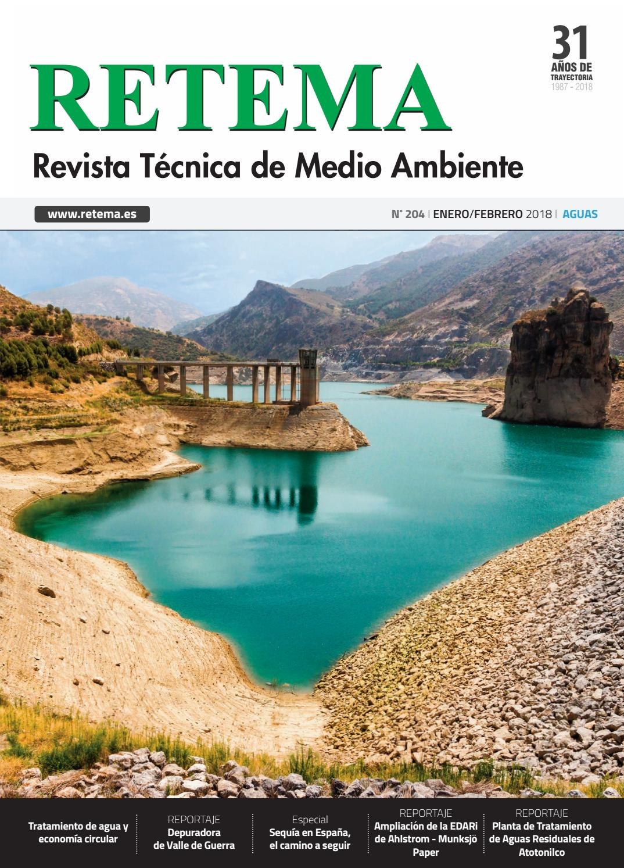 RETEMA • Enero/Febrero 2018 by RETEMA, Revista Técnica de Medio ...
