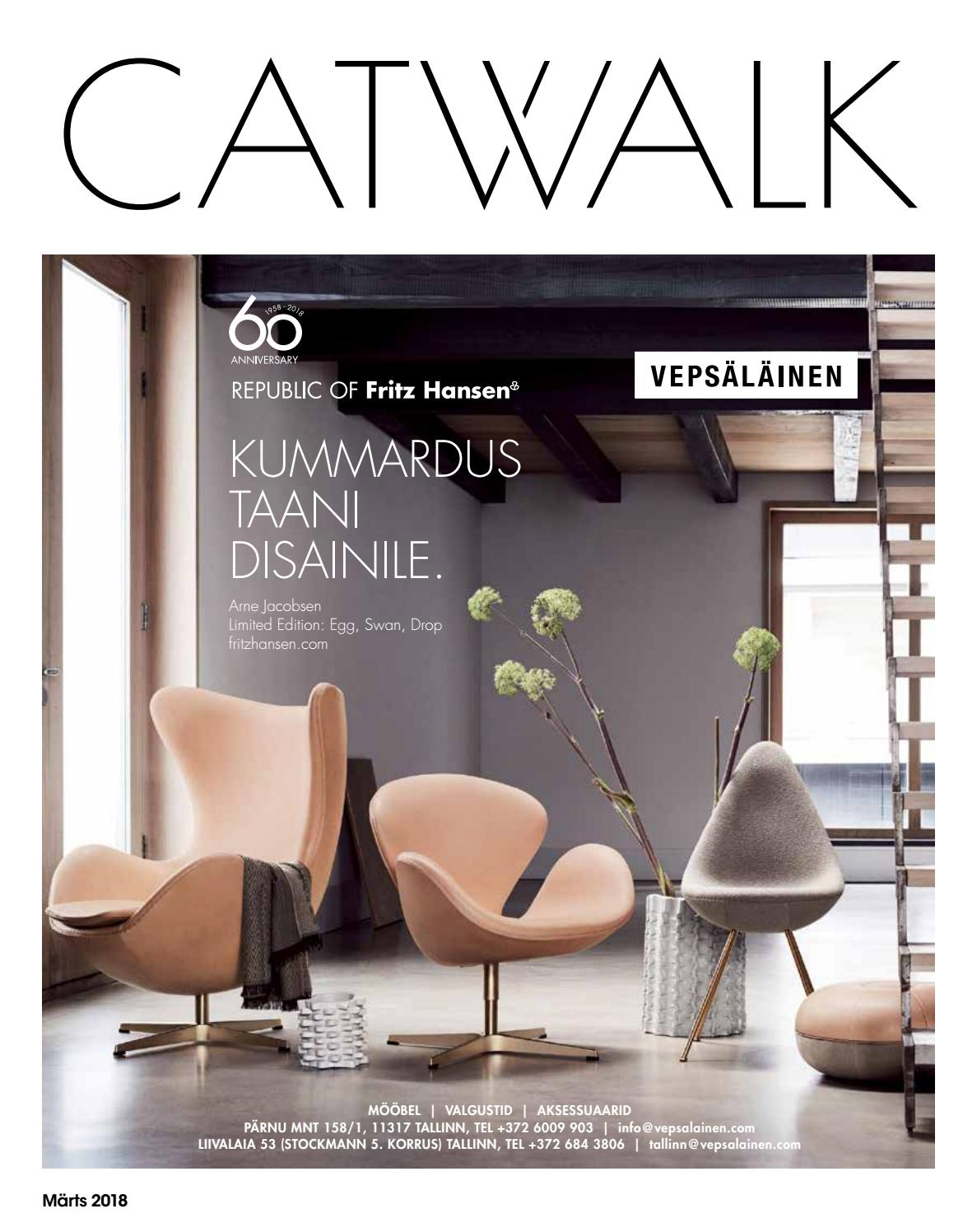 e8d8e6b77e9 Catwalk (märts 2018) by AS Ekspress Meedia - issuu