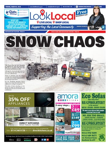 Issue 993 thursday 25 january 2018 by look local newspaper issuu issue 999 thursday 8 march 2018 fandeluxe Images
