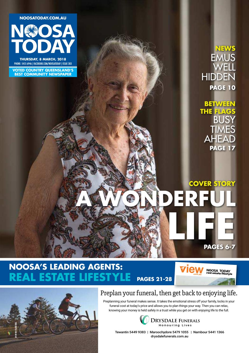 Noosa Today - 08th March 2018 by Star News Group - issuu