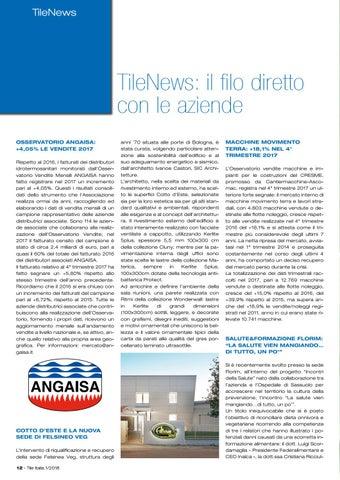 Page 16 of Tile Italia News