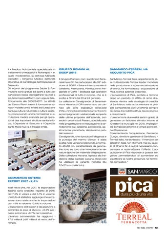 Page 17 of Tile Italia News