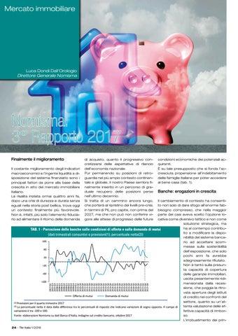 Page 28 of Il mercato immobiliare in Italia, rapporto Nomisma