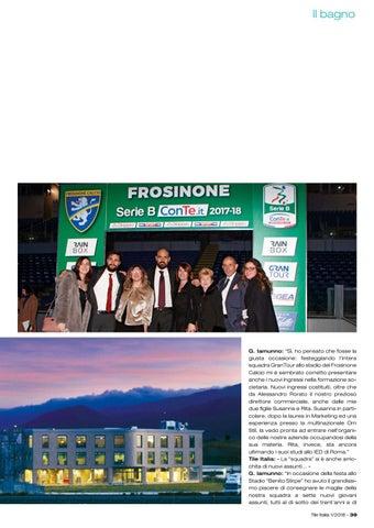 Page 43 of Gran Tour Bagno festeggia i 20 anni