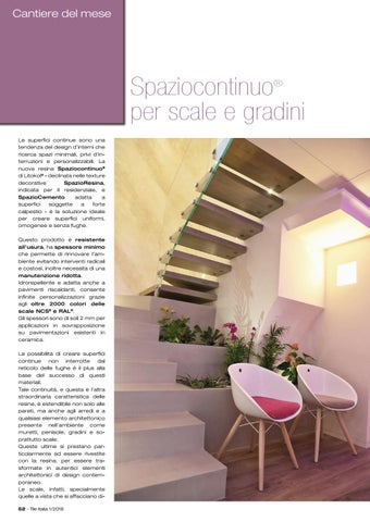 Page 56 of La resina protagonista - Cantiere del Mese