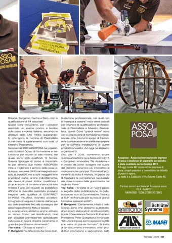 Page 65 of Speciale posa 2018