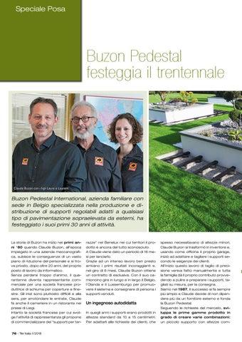 Page 80 of Buzon Pedestal... tutto è iniziato in un garage!
